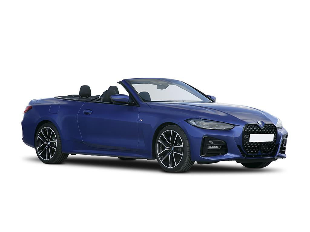 4 Series Convertible Special Editions