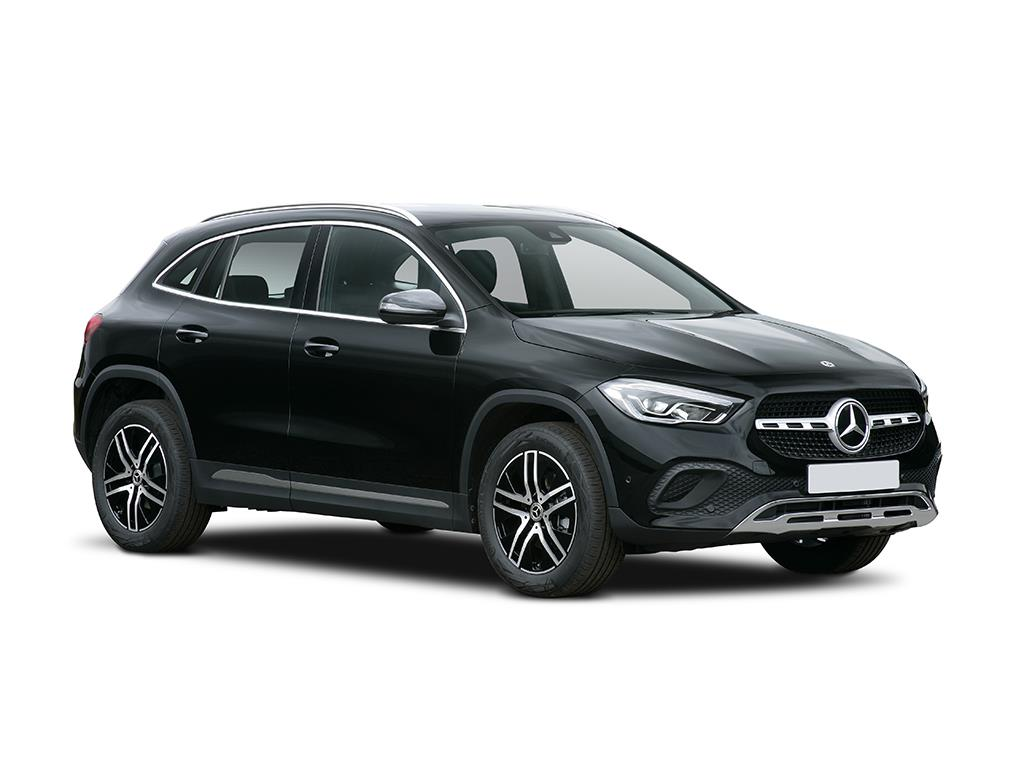 Gla Hatchback Special Editions